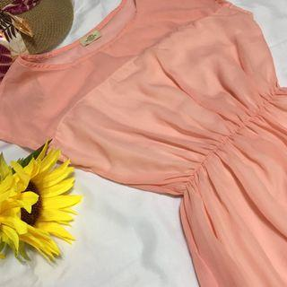 🚚 ** Brand new pinky one piece dress for sales **