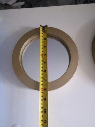 Wall Circles Mirrors 3 in piece