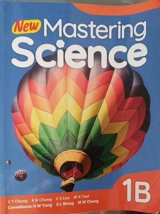 New mastering science 1B