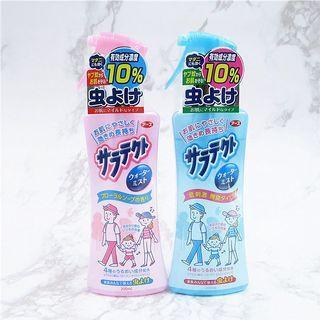 日本地球製藥驅蚊噴霧 200ml (花香/無味)