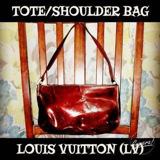 Tote/Shoulder Bag Vernish Leather Louis Vuitton (LV)