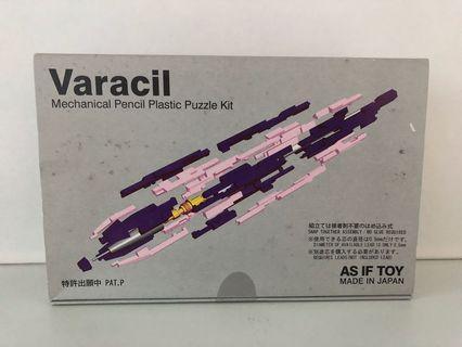 Vacacil Mechanical Pencil Plastic Puzzle Kit