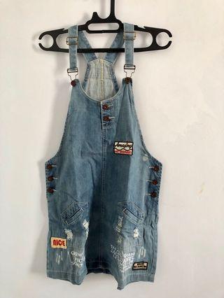 Monyetan dress jeans