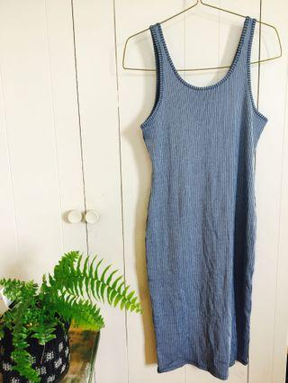 Country road maxi dress