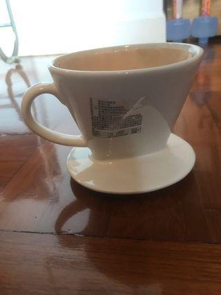 咖啡過濾杯