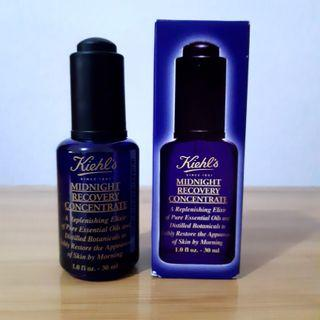 Kiehls Midnight Recovery Concentrate (30ml - Full Size)