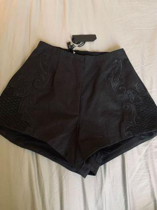 Nasty gal shorts new with tags