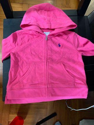 Ralph Lauren 女孩女嬰外套