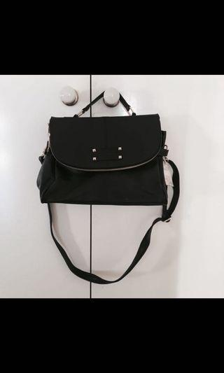 New bag satchel with tags