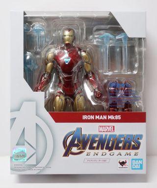 全新SHF Ironman mk 85 Iron Man Mark 85 Marvel Avengers Endgame