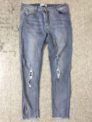 DENIM & CO. Skinny Jeans (Women)