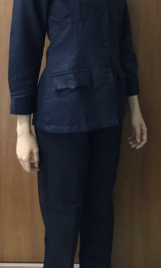 Kadet Polis Uniform