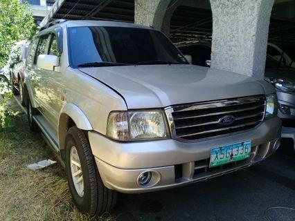 2004 Ford Everest Automatic 4x2