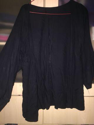 Outwear Wanita - Navy