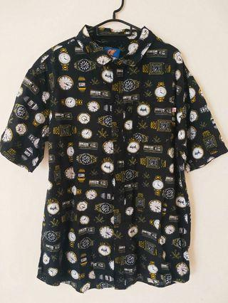 OFWGKTA 420 Button Up Shirt