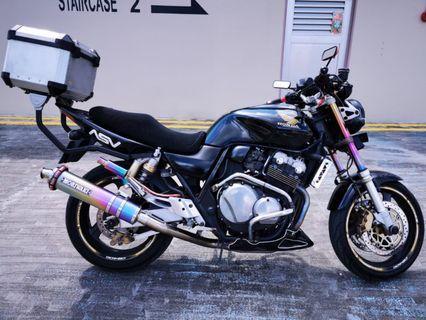 Bike for rent - cb400