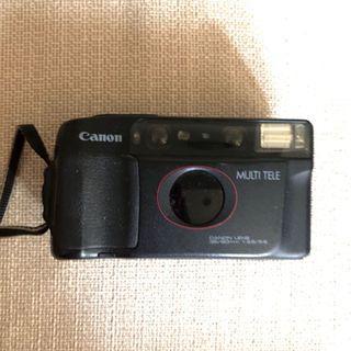 [TESTED] Canon Sure Shot Multi Tele 35mm Film Camera