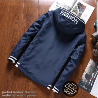 Jaket Hoodie fashion