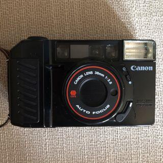 🚚 [TESTED] Canon Autoboy AF35M Sure Shot 35mm Film Camera