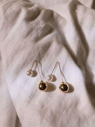5$ each earrings