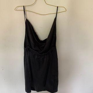 Pluffy's Choice Black Party Dress