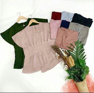 Amunzen blouse
