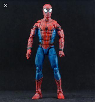 Spiderman Tech Suit Home-coming, Spider Man, Marvel Legends