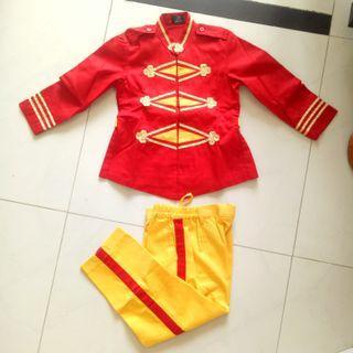 Set Kostum Marching Band (2)