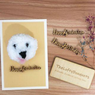 • Graduation Handmade Card •