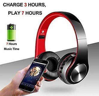 Digital mp3 wireless headphone