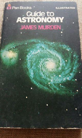 James Muirden Guide to Astronomy