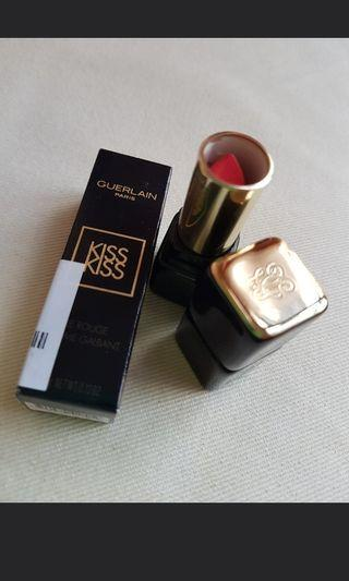 BNIB Guerlain Kiss Kiss Creamy Shaping Lip Color #343