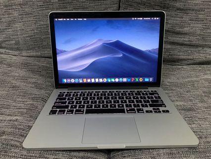 """MacBook Pro 13"""" 2015 model"""