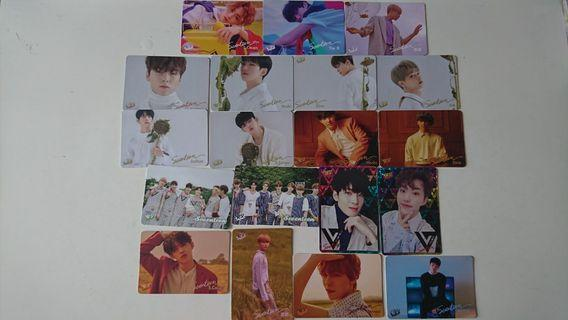 Seventeen Yes!card
