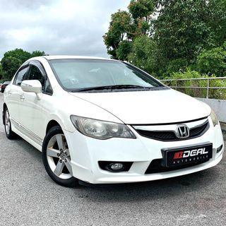 Cheap Rental!! Honda Civic