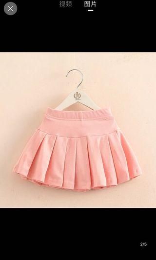 🚚 #AmplifyJuly35 Brand new short skirt size 120 for age 5/6