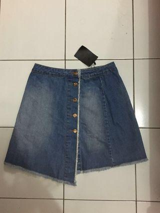 Rok denim (nego)