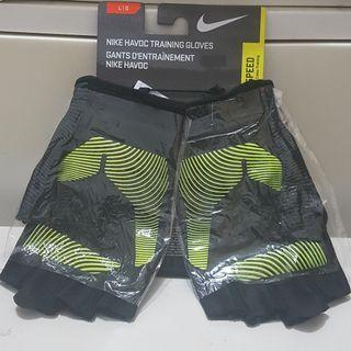 Kaos tangan Nike Havoc Gloves size L original