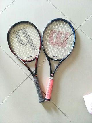 Tenis racket 2 for $38