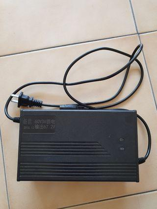 60v 3a charger