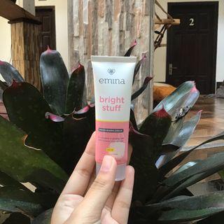 Emina Moisturizing Cream (Bright stuff)