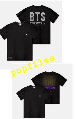 BTS official T shirt for SYWT