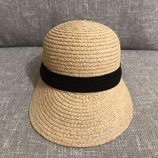 🚚 夏季小清新草編帽