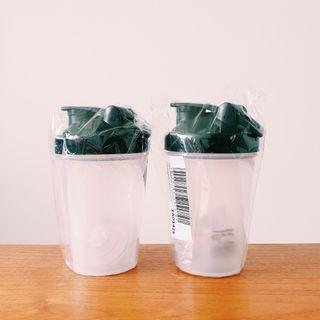 Gym Shaker Bottle 500ml High Endurance Plastic #AmplifyJuly35