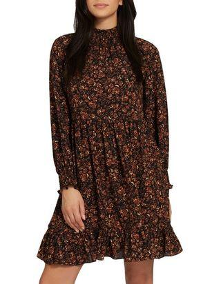New! Seed Heritage Shirred Floral Dress, size 8, RRP$149.95