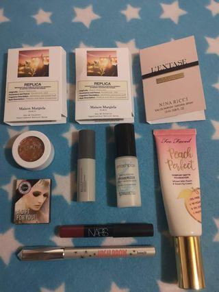 High End Makeup Bundle (Too Faced, Smashbox, Nars, Becca, Benefit, etc)