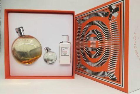 Hermes Le Coffret Eau Des Merveills Authentic