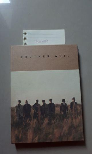 BTOB 2nd Album Brother Act