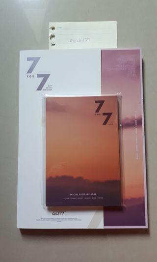 GOT7 7 for 7 Album
