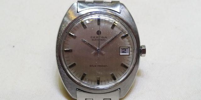 古董CERTINA自動錶